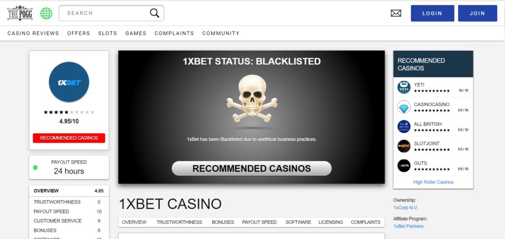 オンラインカジノ 出金無制限