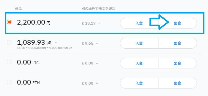 【図解】ビットカジノの出金方法マニュアル!限度額・手数料・反映時間も徹底調査