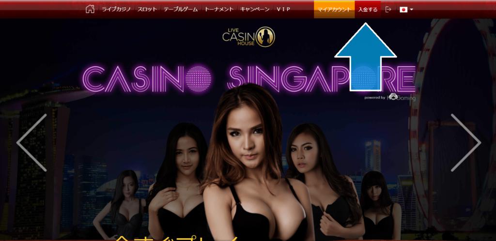 【図解】ライブカジノハウスのクレジットカード入金まとめ!限度額や手数料も