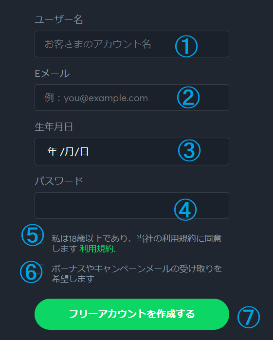 【図解】スポーツベットアイオーの登録方法が簡単すぎてびっくり!