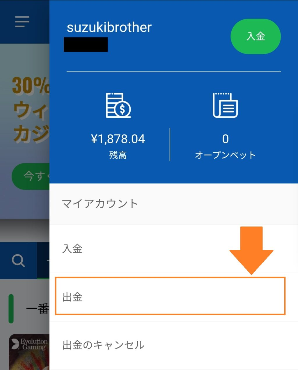 10BET エコペイズ